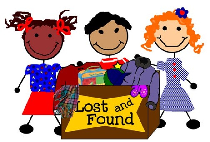 lost and found bakersfield public school rh bakersfieldps com lost property clipart lost and found clipart free